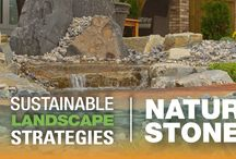 NATURAL STONE / Natural stone offers many attractive, environmentally friendly attributes, including an enduring life-cycle, durability, ease of care and maintenance and recyclability. Conserving resources, preventing pollution, and minimizing waste are some ways HML Landscape Construction & Maintenance is working to be eco-friendly.  Click below to view our Natural Stone portfolio: http://hmlconstruction.ca/portfolio/edmonton-landscaping-natural-stone/