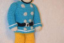 My crochet-schumianca
