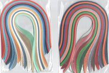 materiais para quilling / Você poderá encomendá-los ou adquirí-los no meu site http://carla.prediger.nom.br/ferramentasparaquilling.htm