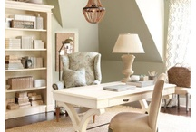 For the Home - New 'Office' Inspiration!! / Help inspire my very first home office. . . . .
