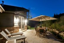 Outdoor Living Spaces and Views