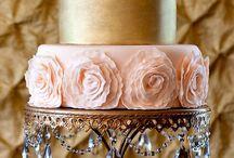 Розовый и золото