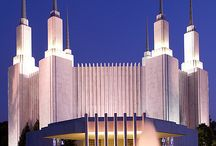 Mormon Temple's ! / by Theresa Moon