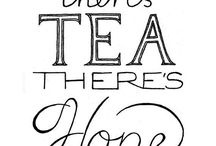 Cup of happiness...tea / by Jenny Hosey