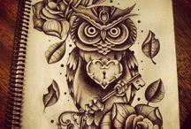 I love tattoos / tatoos