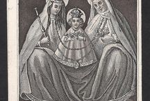 A121- Jesus and Mother Mary