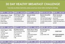 30 day challenge recipe