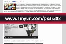 GTA 5 PC Download / GTA 5 documents for download, are made up of bits of code concentrated from the Ps3 adaptation of the diversion.