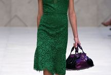 Trend: Emerald Green / Emerald green, voted Pantone's Color of the Year 2013 / by Vickie Howell