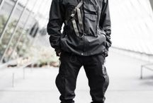 Techwear Fashion & Style