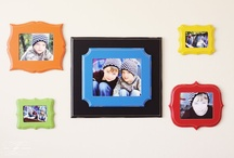 The Organic Bloom Frames / The Organic Bloom Frames sold by Drabek Photography