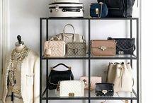 Makeup & clothes storage