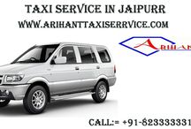 Taxi Service in Jaipur / Arihant Tour & Travel provides at affordable price taxi service in jaipur. Choose comfortable taxi from a fleet of Toyota Etios,