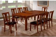 8+ Seat Dining Sets / Eight seat dining sets are ideal if you need large dining room furniture for dinner parties. Make mealtimes a treat with one of our stylish dining sets, top quality dining sets from all around the world with lowest price guaranteed.