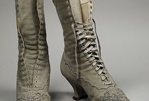 vintage shoes / by Cassandra Ericson