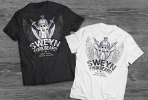 T-Shirts by Sweyn Forkbeard / Our T-Shirts designs by Sweyn Forkbeard