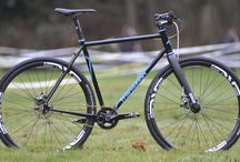 fixie cykel