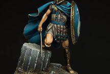 Histoire : La Grèce Antique / Une évocation de la Grèce Antique, d'Homère à Alexandre