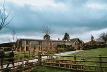 Real Life Wedding at Mythe Barn