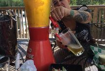 Beer Towers from Around The World / Your experience with beer towers from around the world.