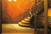 Painting inspiration - Art nouveau