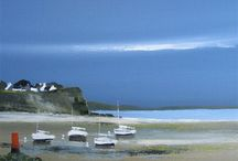 Impressionist coastal