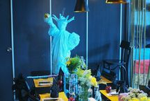 New York, New York! / Tips and Trends for a New York Themed Party