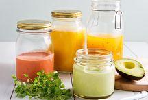 vegan salad dressings.