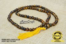 Tasbih Batu Tiger Eye, 082.2775.68000