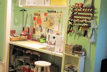My Sewing Closet / by Nancy Dougherty