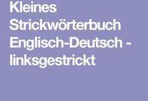 Strickwörterbuch