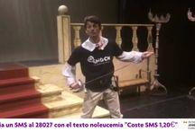 #LanzaUnBesoPor / Del 1 al 15 de octubre de 2014, #LanzaUnBesoPor la Fundación Josep Carreras. Si quieres colaborar, sólo has de mandar un SMS con el texto 'NoLeucemia' al número 28027 (coste 1,20€), y donarás el coste íntegro del mismo a la Fundación. Además, si nos enseñas el SMS de vuelta podrás disfrutar en nuestras heladerías de un Alberto Moka Blanco por sólo 1 € www.valencianashock.com