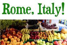 Roma -onde comer