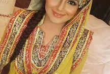 bride shawl
