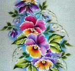 Fabric Painting Inspiration