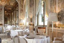 Paris Restaurants and Cafes / Paris Restaurants and Cafes