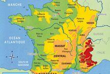 Ranska maantiede