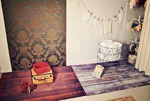studio ideas / ideas for a small in home studio