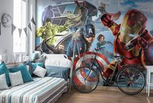 6 Wonderful Bedroom Wallpapers for Boys