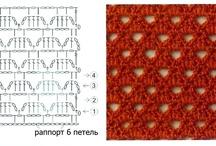 crochet graphs, samplers