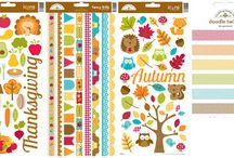 Doodlebug Design: Happy Harvest Collection