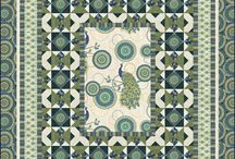 Exotic by Timeless Treasures / Exotic by Veronique Charron for Timeless Treasures Fabrics
