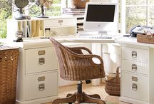 Dream House Home Office / Craft Room / by StudioBling NYC