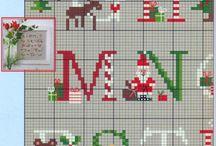 monogramas natal