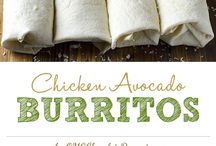 Burritos and Enchiladas! / Anything made like a burrito or enchilida recipe