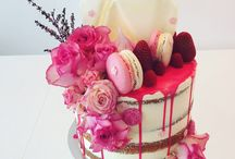 megan's 30th cake style ideas