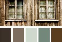Colors palettes
