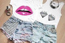 Verão roupas