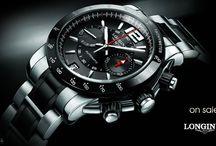 Longines Watches / Όταν η παράδοση συναντάει την ποιότητα. Στις χαμηλότερες τιμές!