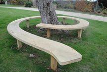 Ideas para el patio/ jardín  / by Lindy Mrgn